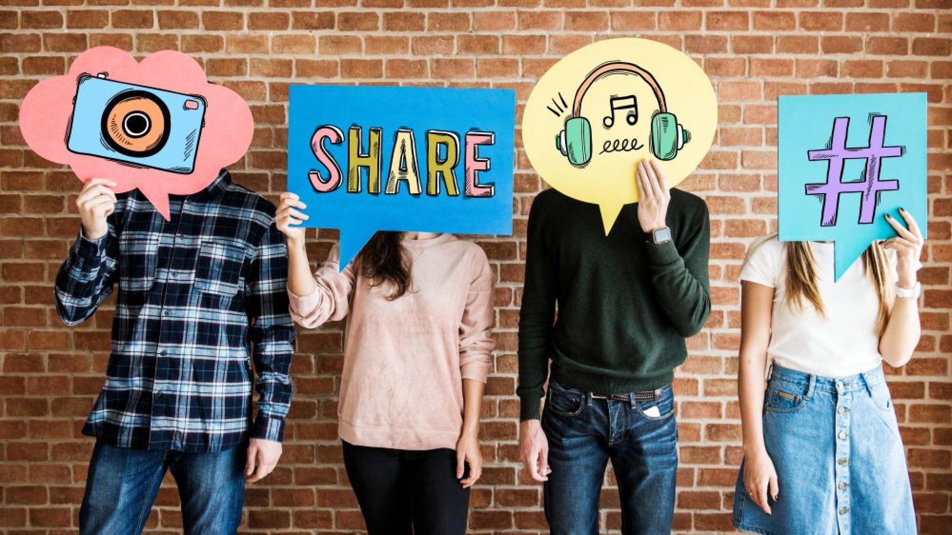 Какво е мнението на тийнейджърите за социалните мрежи