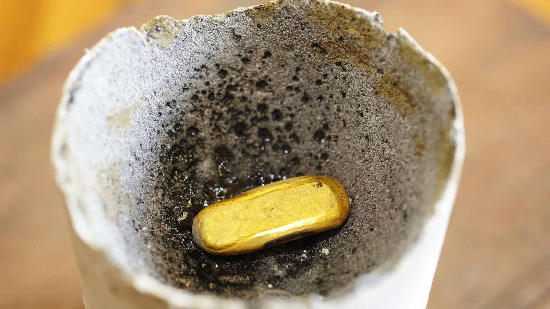 Учени топят злато при стайна температура