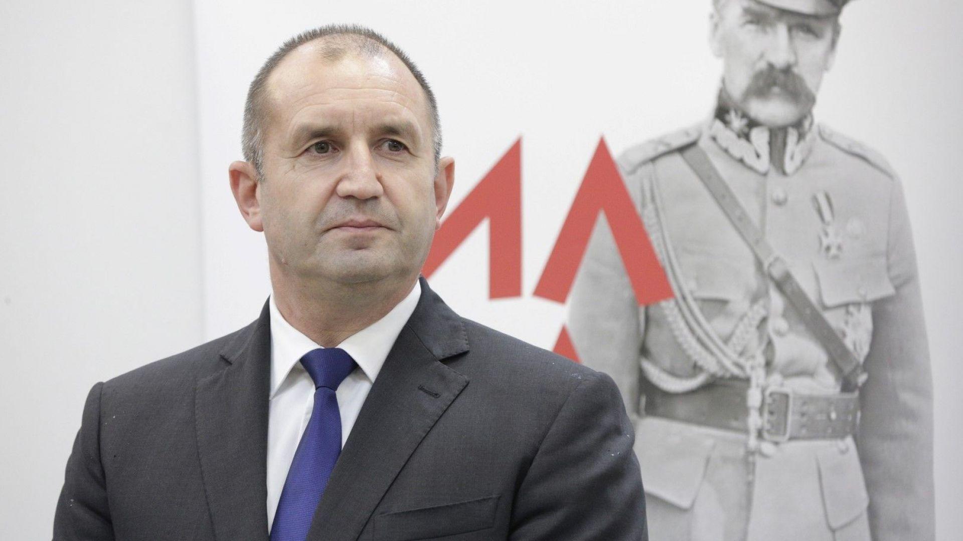 Радев: България не може да допусне загуба на конкурентоспособност в енергетиката