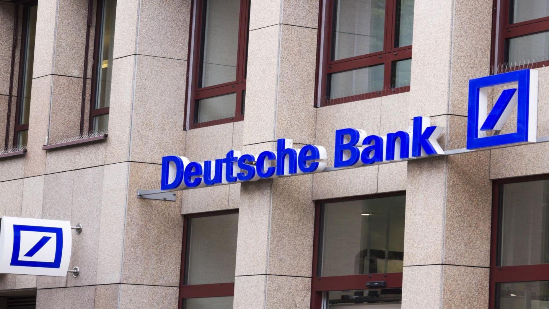 Дойче банк обмисля сливане с Комерцбанк