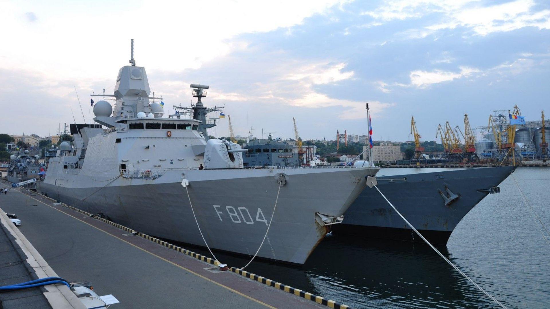 Командващият украинските ВМС предложи себе си в замяна на пленените моряци