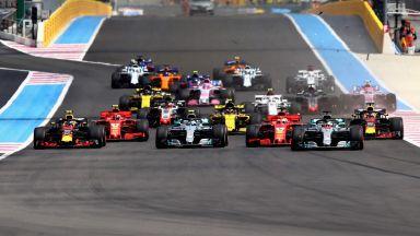 Дадоха зелена светлина за началото на сезона във Формула 1