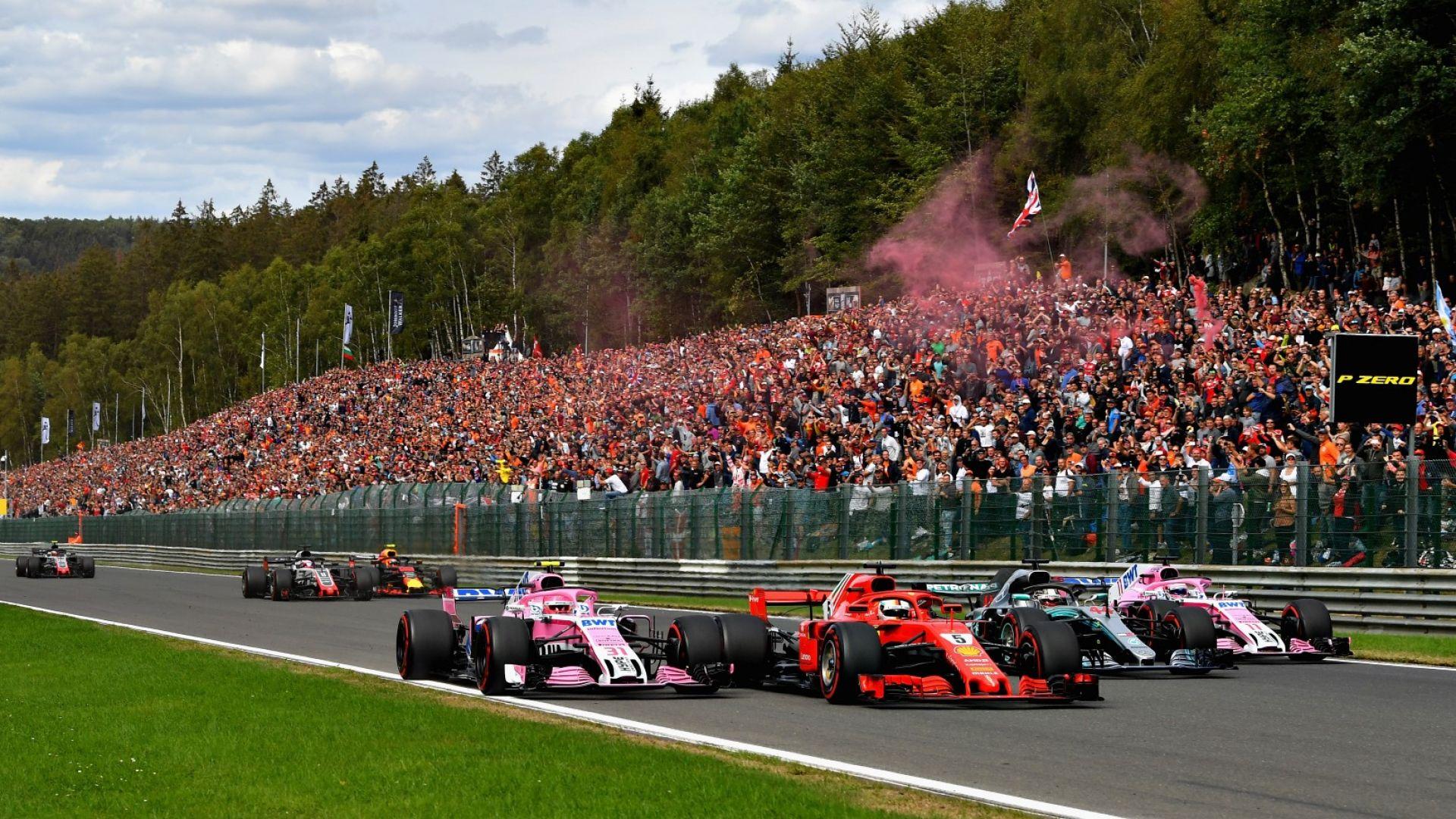 Формула 1 планира 23 старта и календар без отлагания през следващия сезон