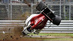 Катастрофите във Формула 1 (видео и галерия)