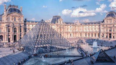 Исторически спад на туристи в най-известните френски музеи