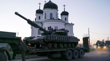ЕС: Нова атака на Русия срещу Украйна