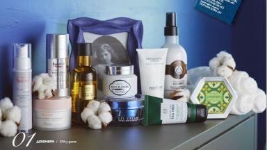 1 декември: Време е да се поглезите с коледната ни селекция подаръци за beauty & SPA