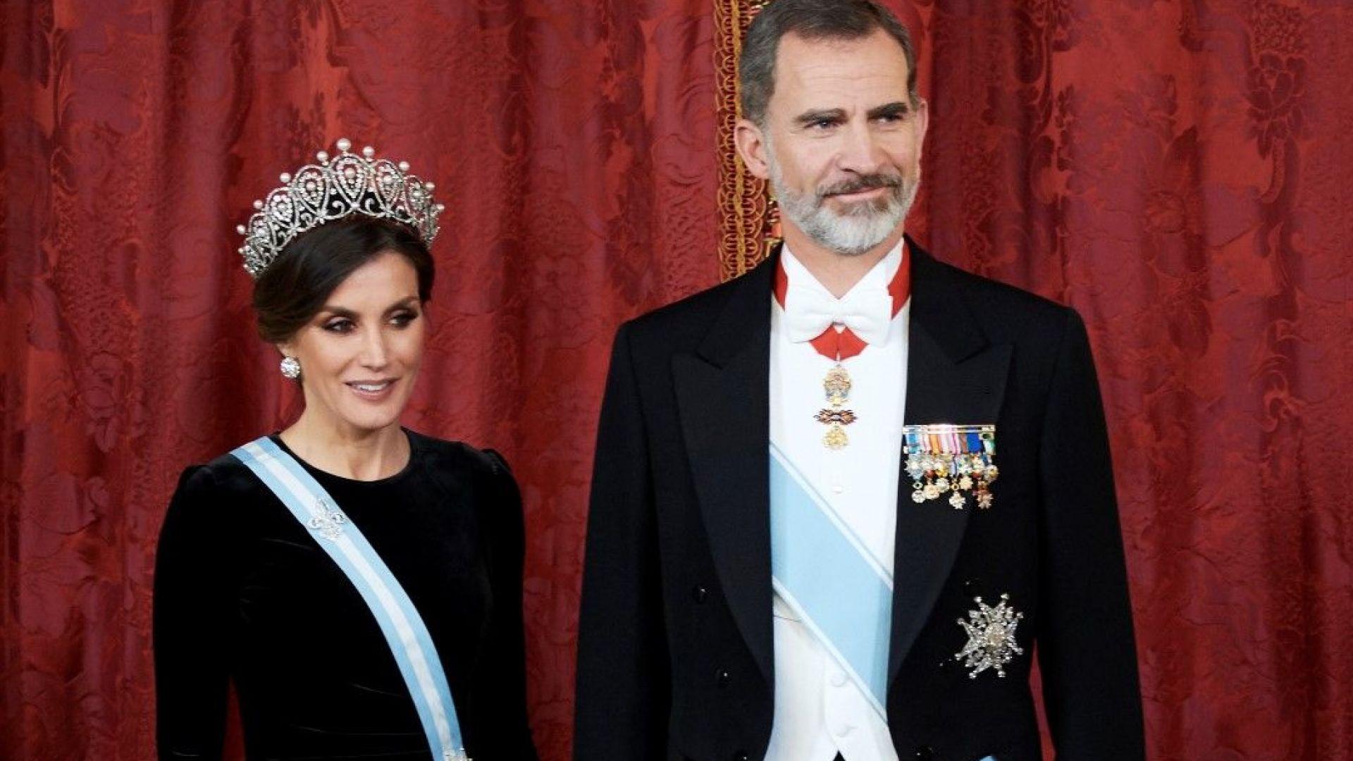 Испанската кралица Летисия впечатли с тиара