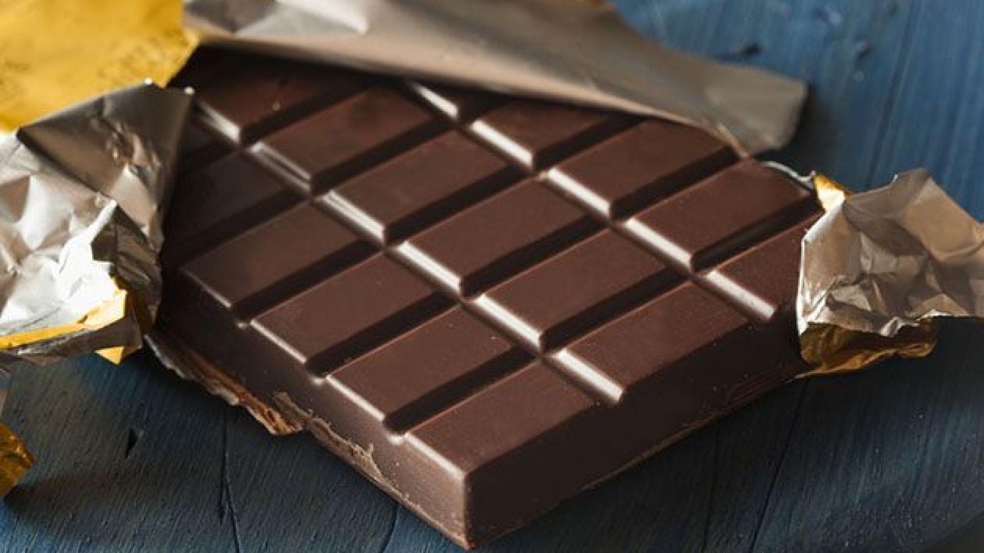 Черният шоколад лекува от депресия
