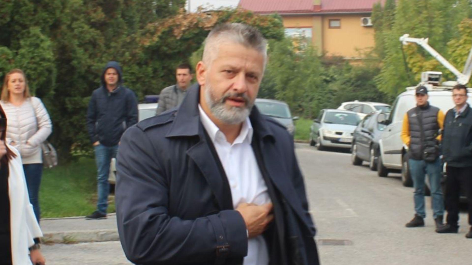 Съдът в Сараево оправда Насер Орич по обвиненията във военни престъпления