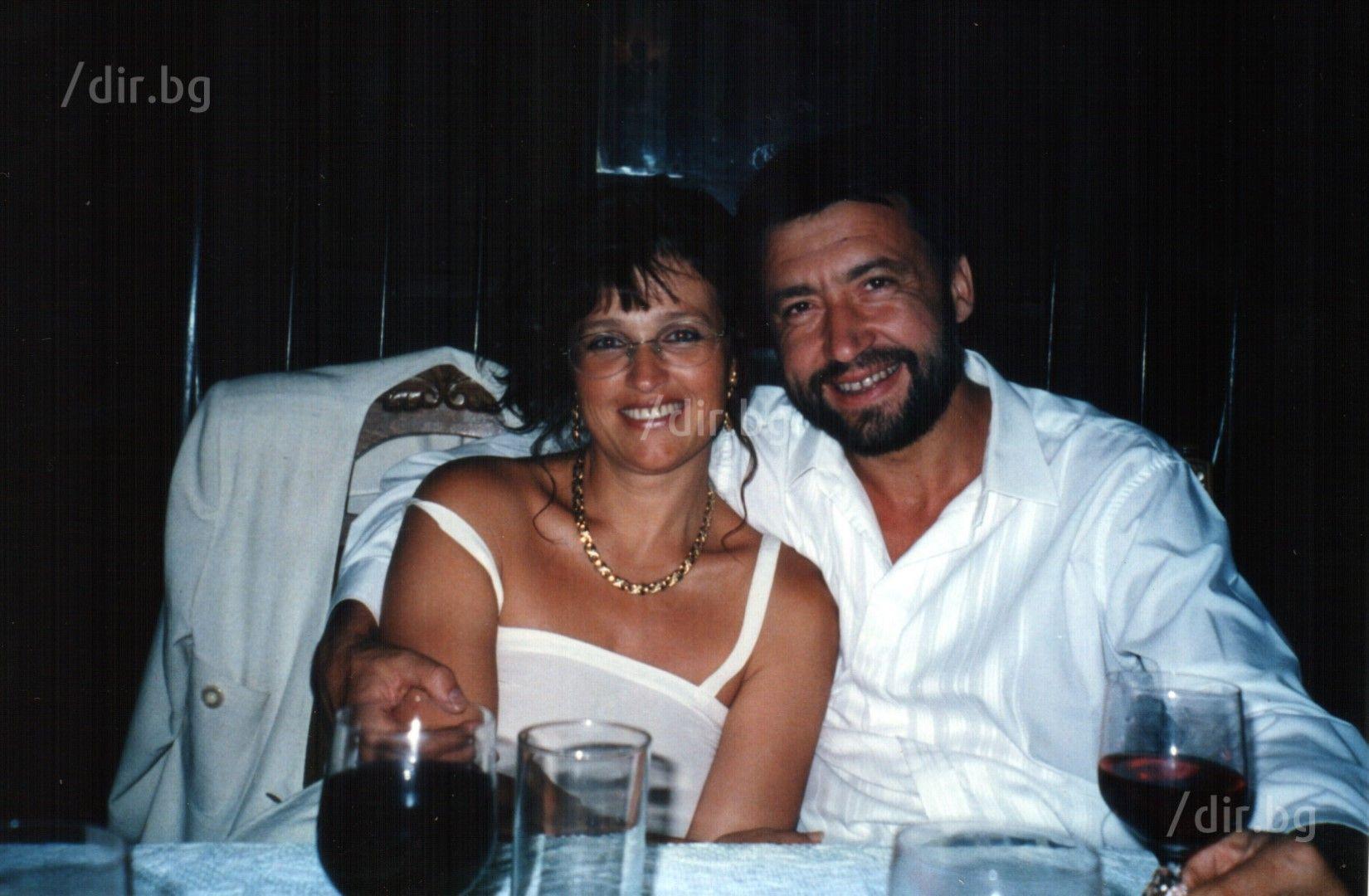 Николай и Дочка Баневи - щастливи заедно