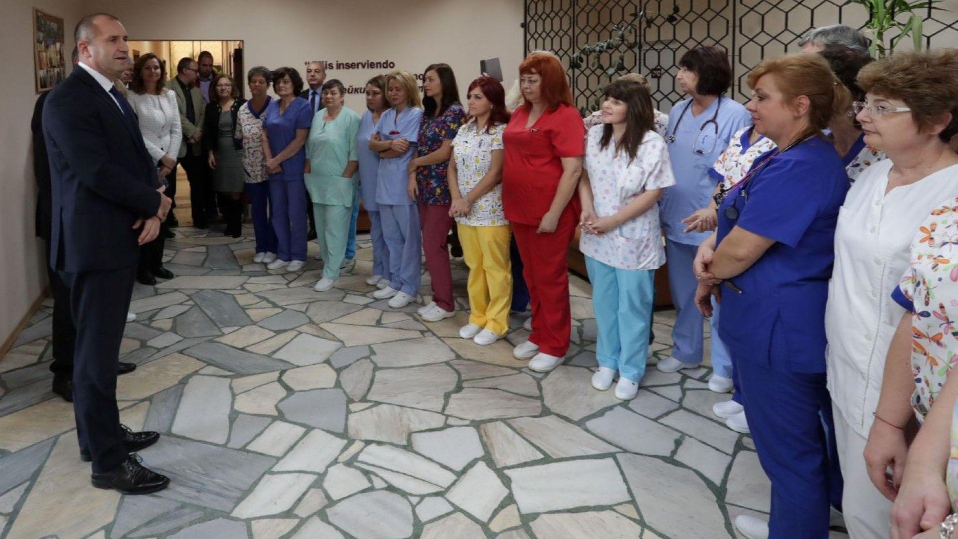"""""""Българската Коледа"""" има за цел да осигури нова апаратура за диагностика и лечение"""