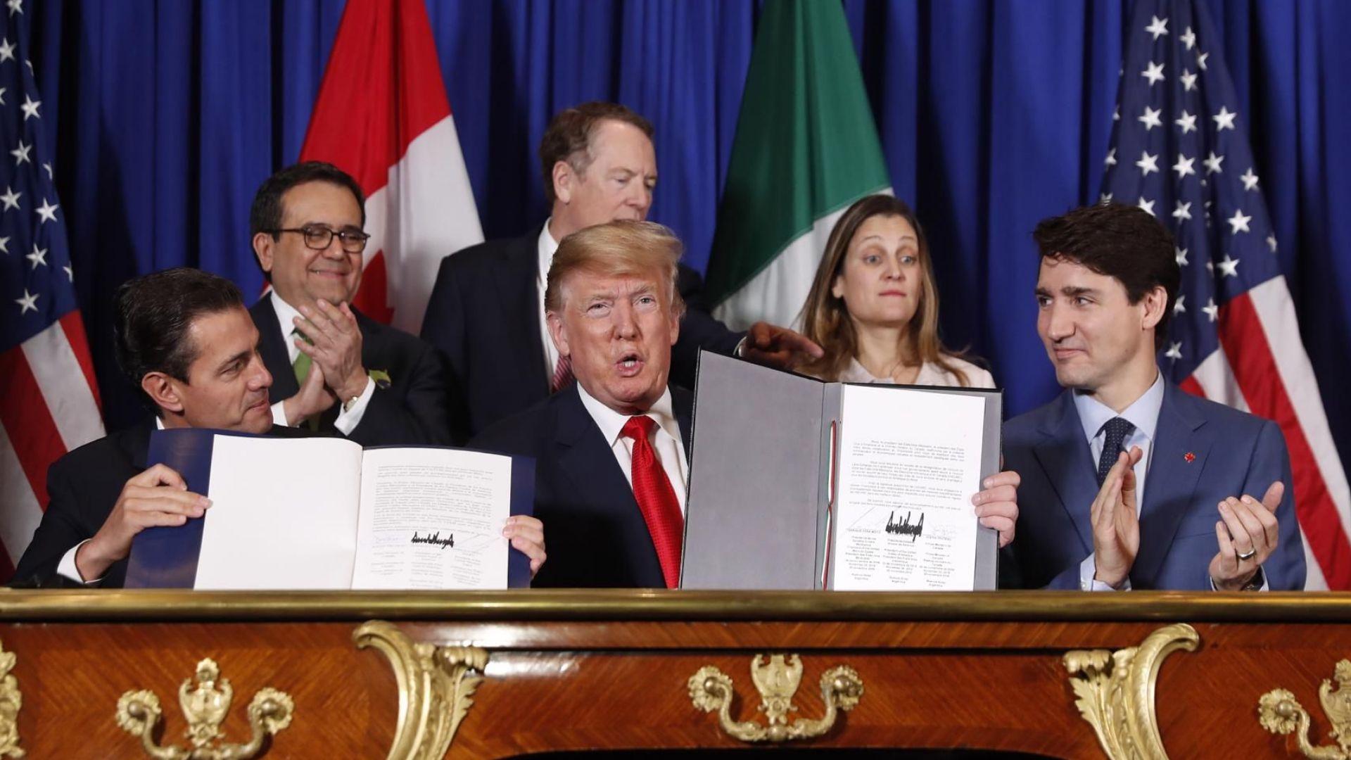 Мексико приема искането на САЩ за стоманата, но постави условие