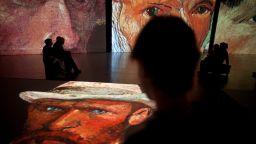 Снимка на Ван Гог се оказа на брат му