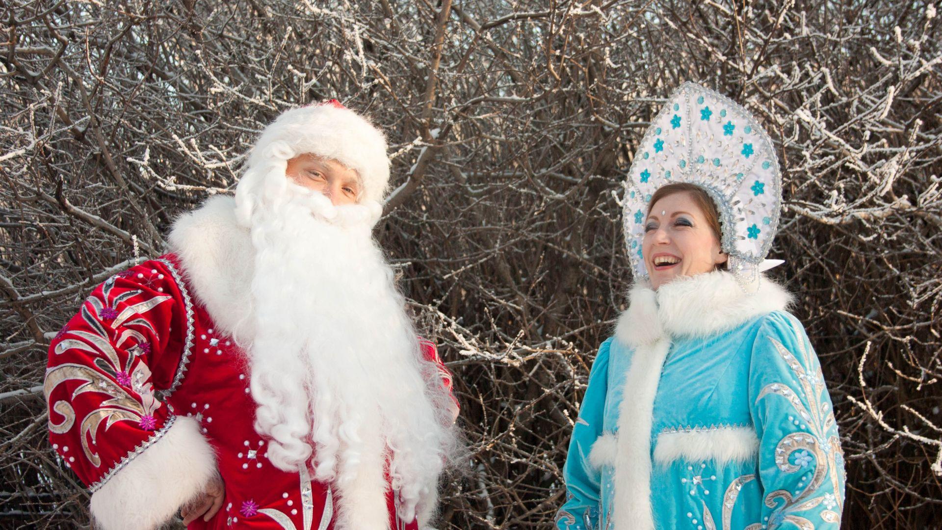 Руският Дядо Мраз: Моля, не искайте нови коли и апартаменти
