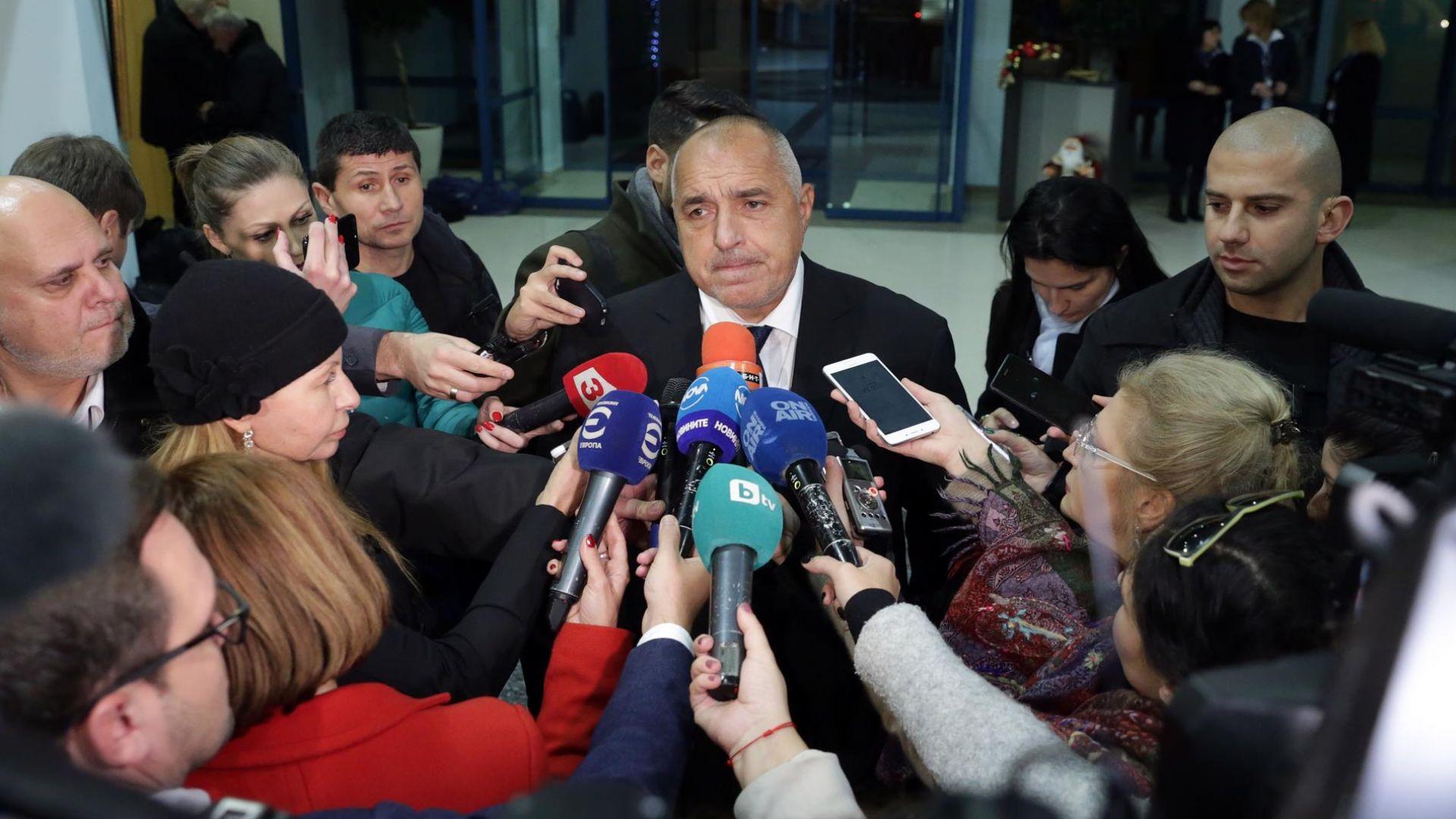 """Бойко Борисов : """"Турски поток"""" става """"Български поток"""" на наша територия"""