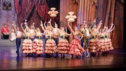 Вълнуващо начало на Фестивала на оперното и балетното изкуство в Стара Загора