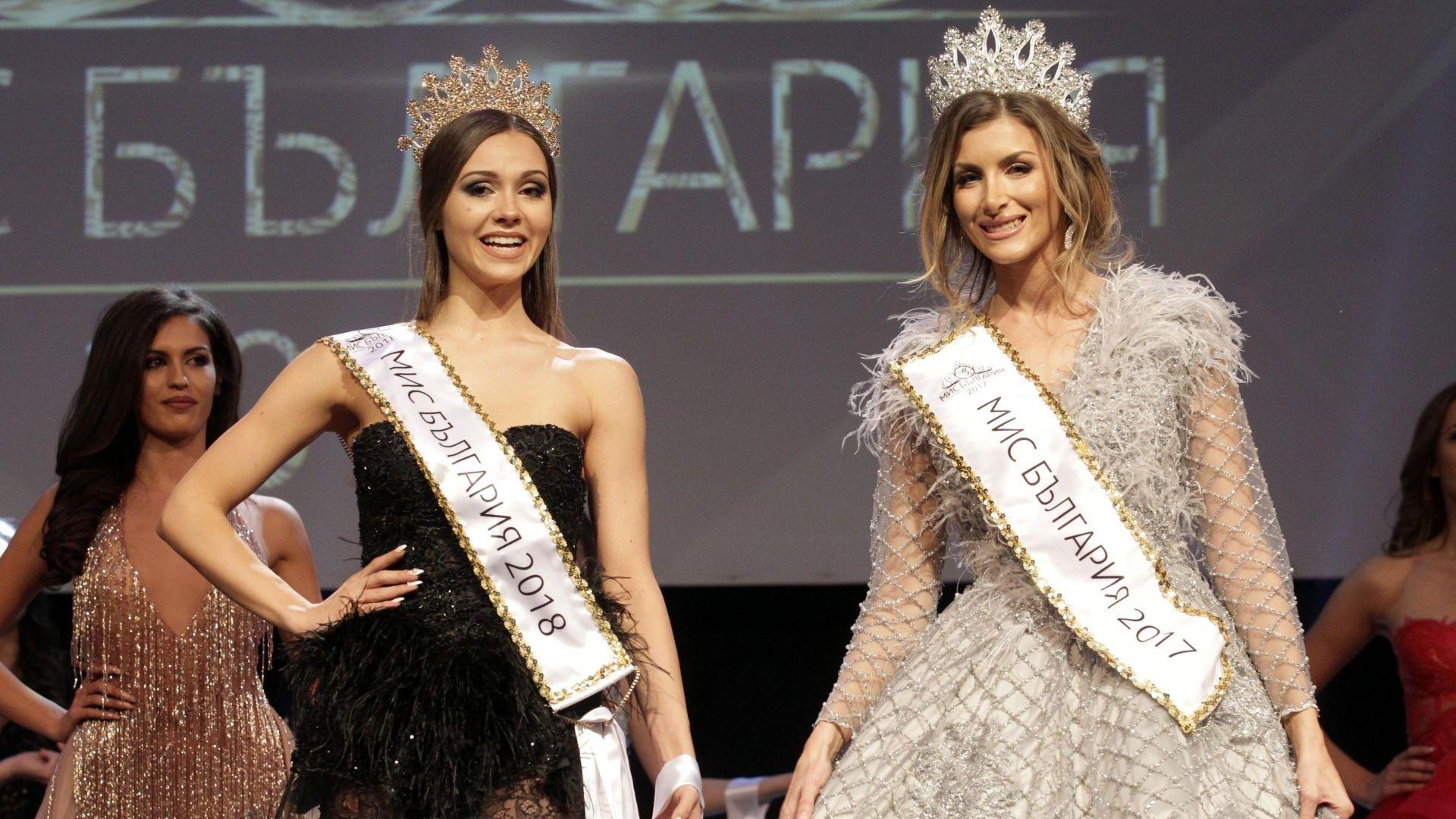 """Новата """"Мис България"""" е 18-годишната Теодора от Бургас (снимки)"""