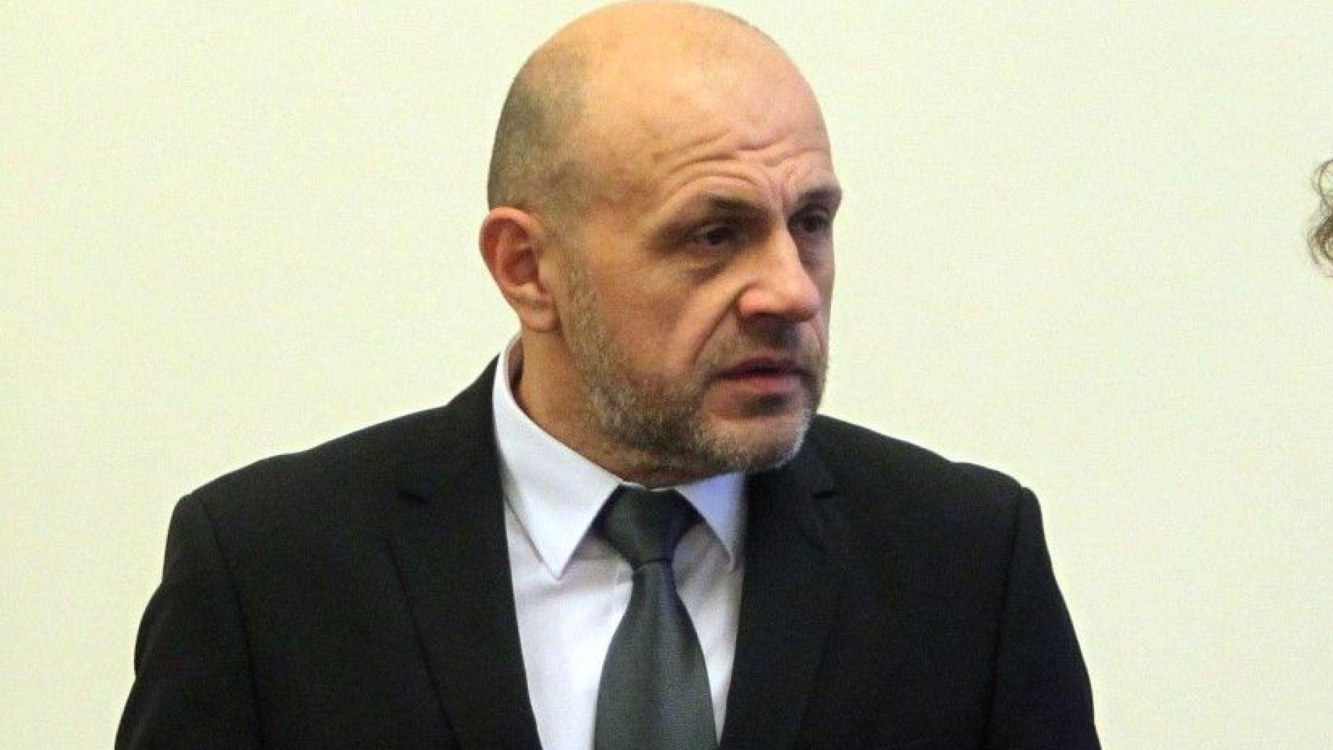 Дончев и Павлова не защитиха Боршош в съда за ремонта на НДК