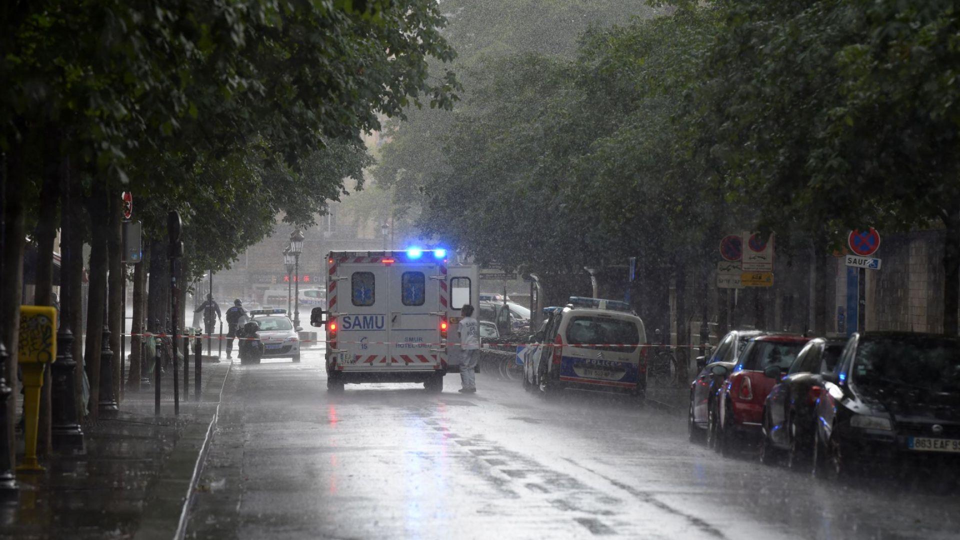 Няколко пострадали и двама в неизвестност след експлозия в блок във Франция
