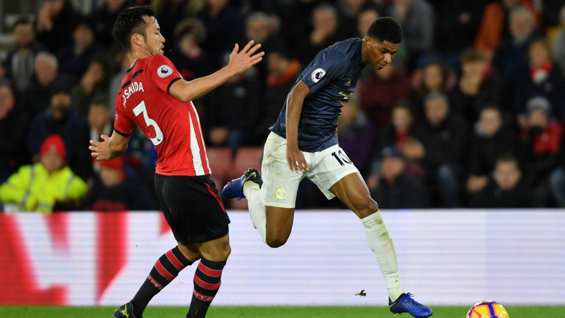 Юнайтед възкръсна срещу предпоследния, но...