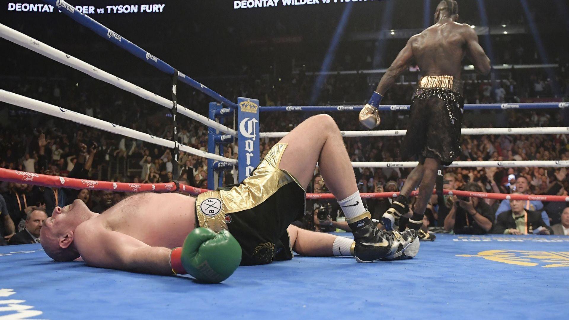 """Уайлдър смрази света на бокса с изказване за """"убийство на ринга"""""""