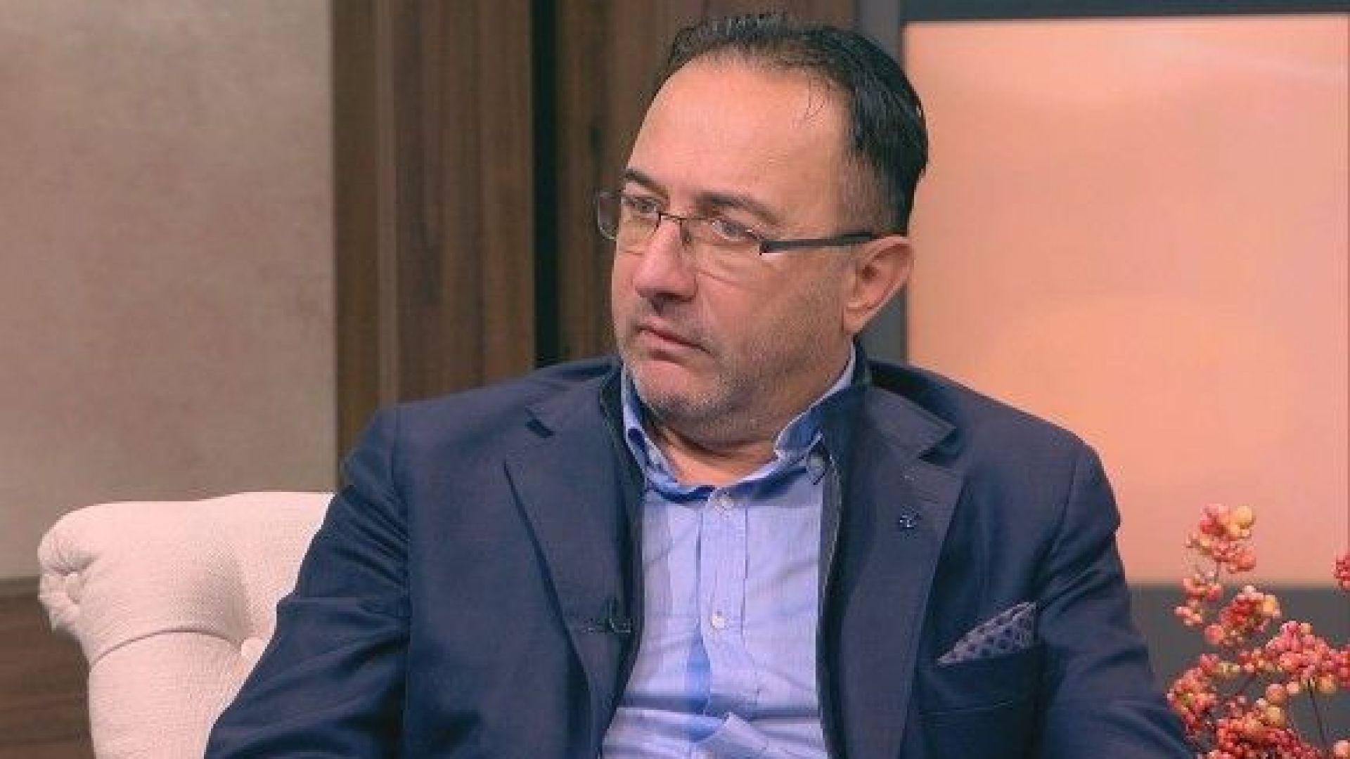 Роман Василев: Няма да си заравям главата в пясъка заради Николай Цонев