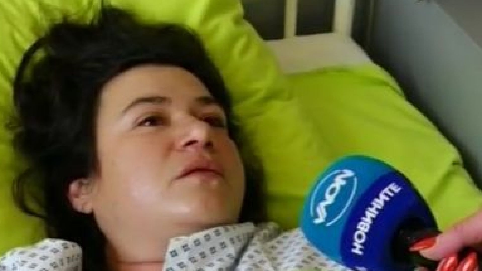 Съпругът спасил жена си, пропаднала в дупката с вряла вода в Русе