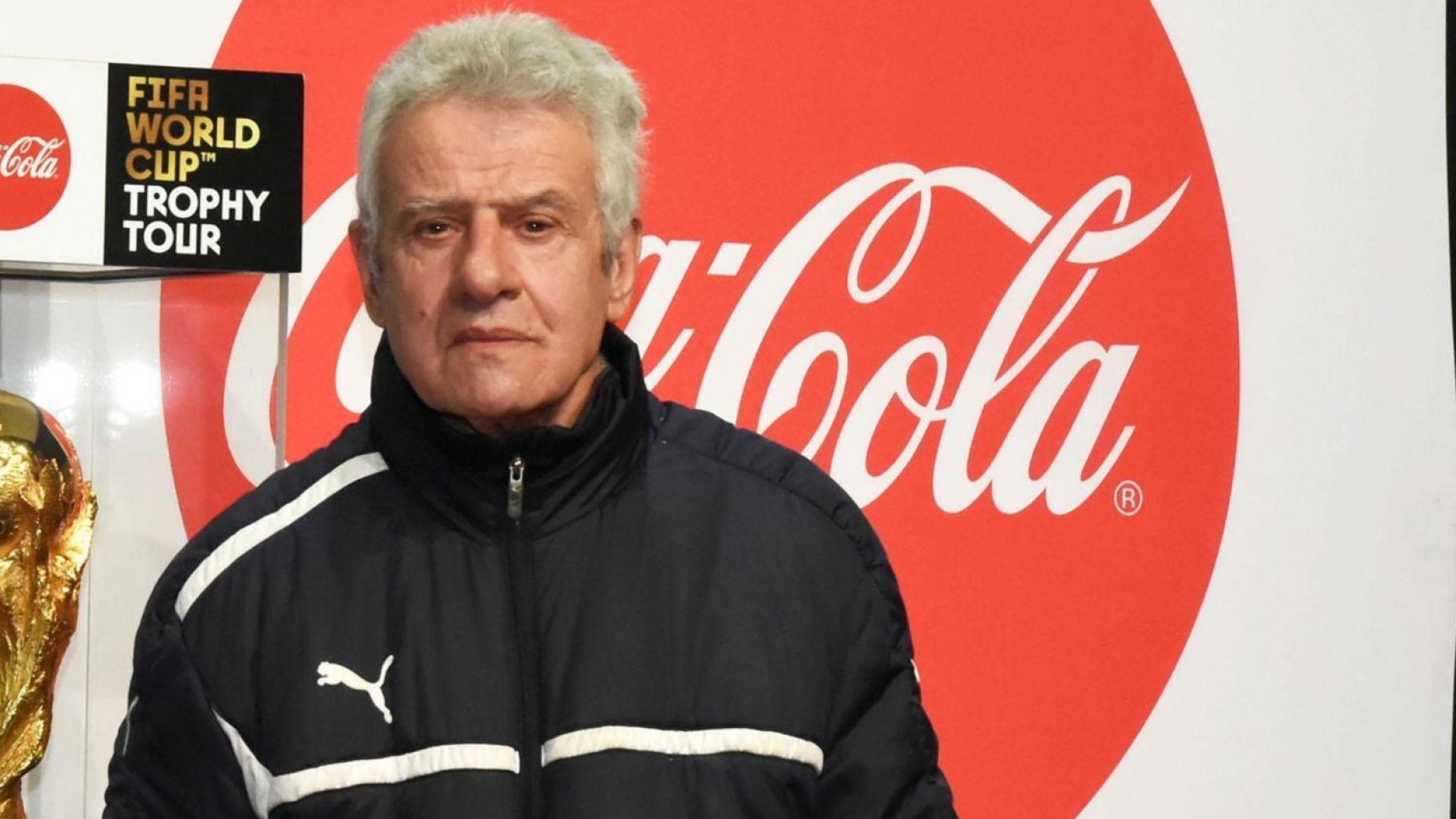 Легендата Добромир Жечев пред Dir.bg: С Чехия ще се борим за второто място в групата
