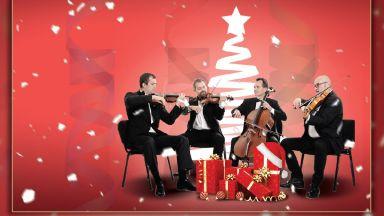 Софийската филхармония с Коледни подаръци за своята публика