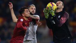 "Рома и Интер поделиха точките в луд мач на ""Олимпико"""