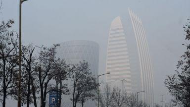 Най-големият замърсител на въздуха в София се оказа прахът от почвата