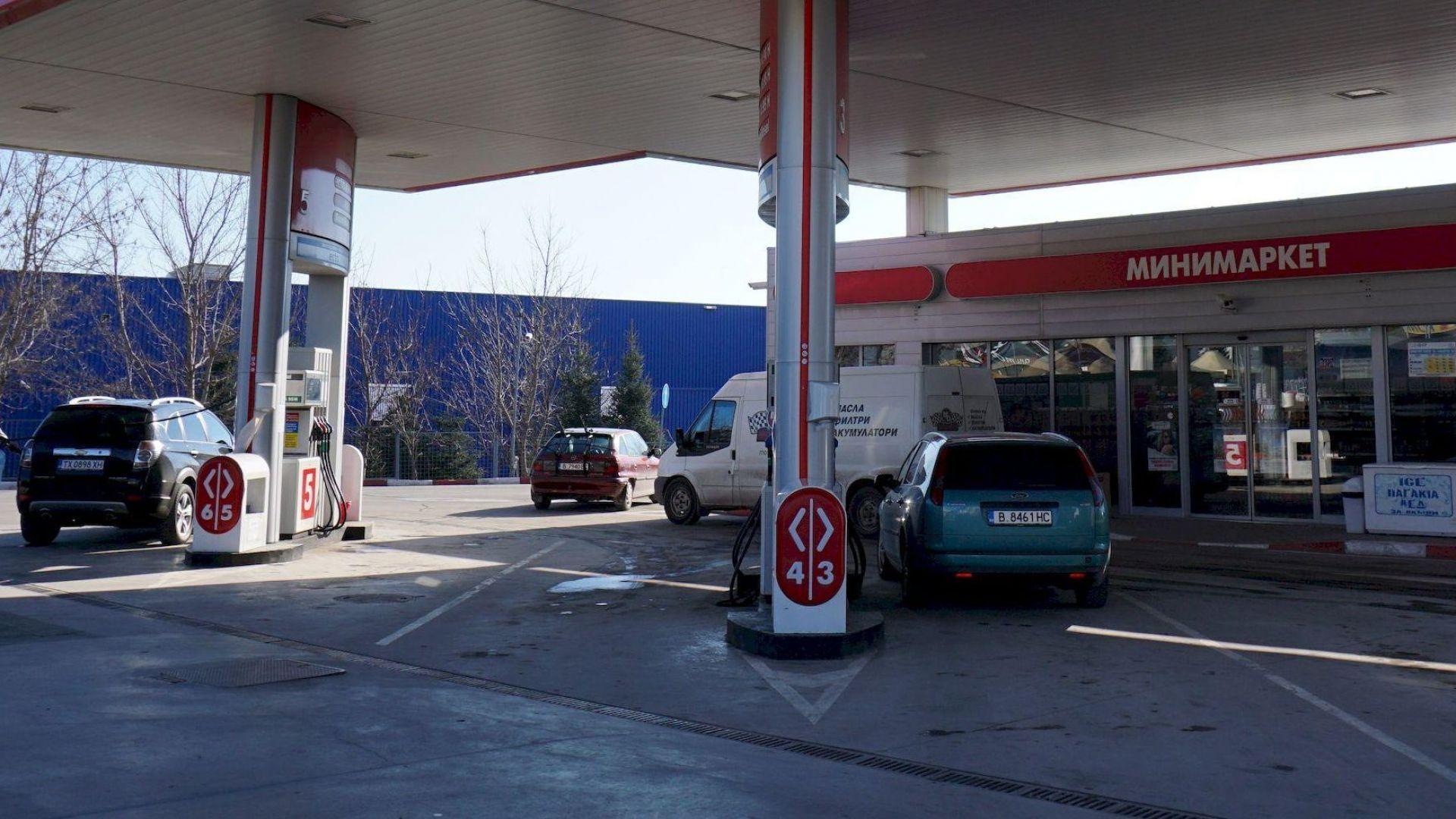 6-те най-големи вериги бензиностанции са с еднаква цена за А95