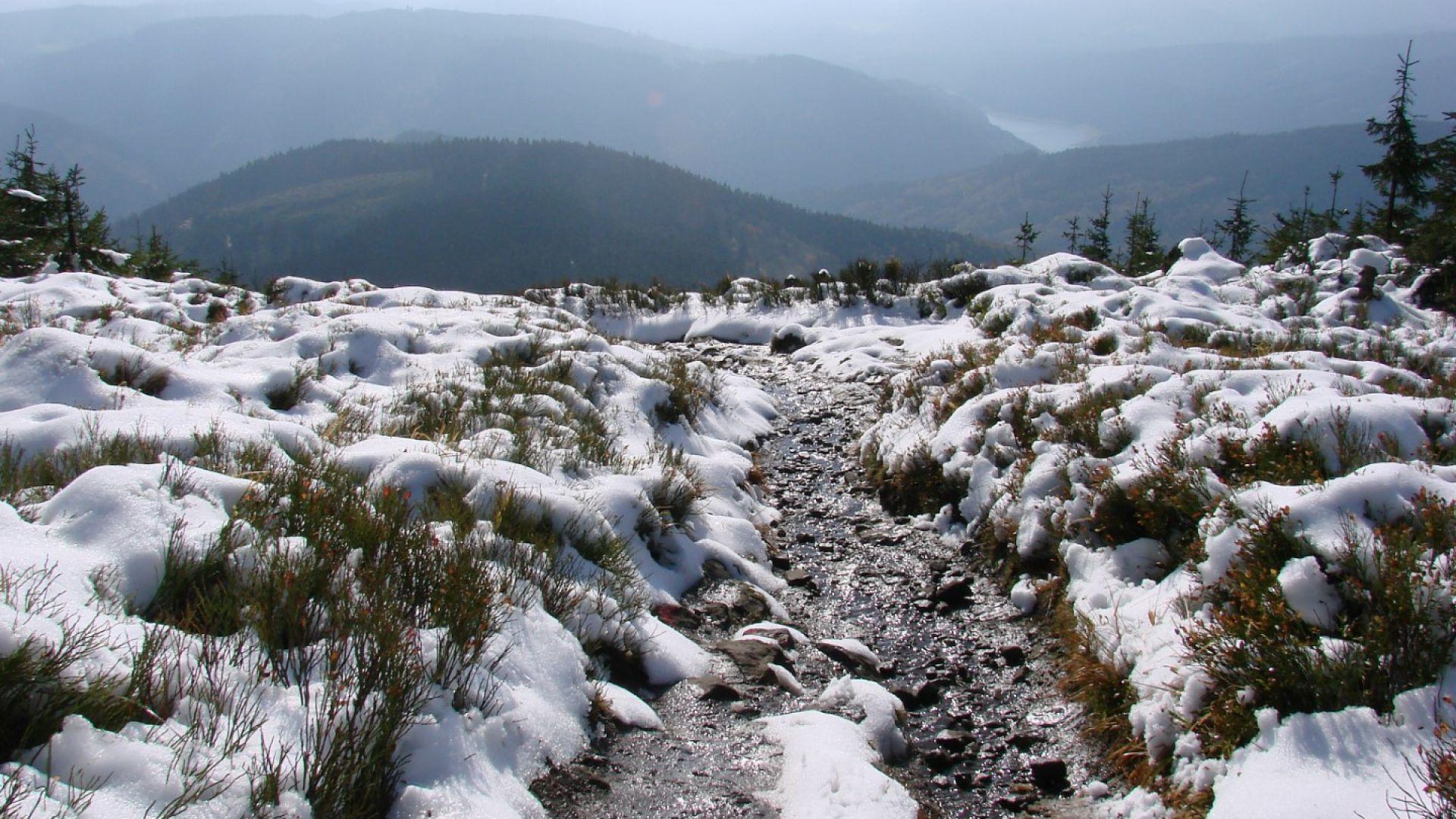 Зимата: с мощно начало, но хилаво продължение?