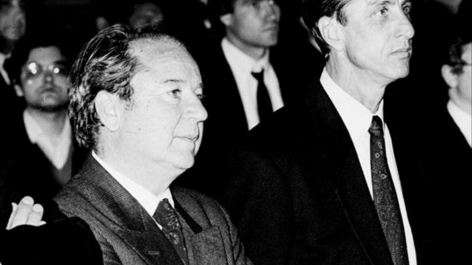 Почина Хосеп Нунес - президентът, завел Стоичков, Кройф и Марадона в Барселона