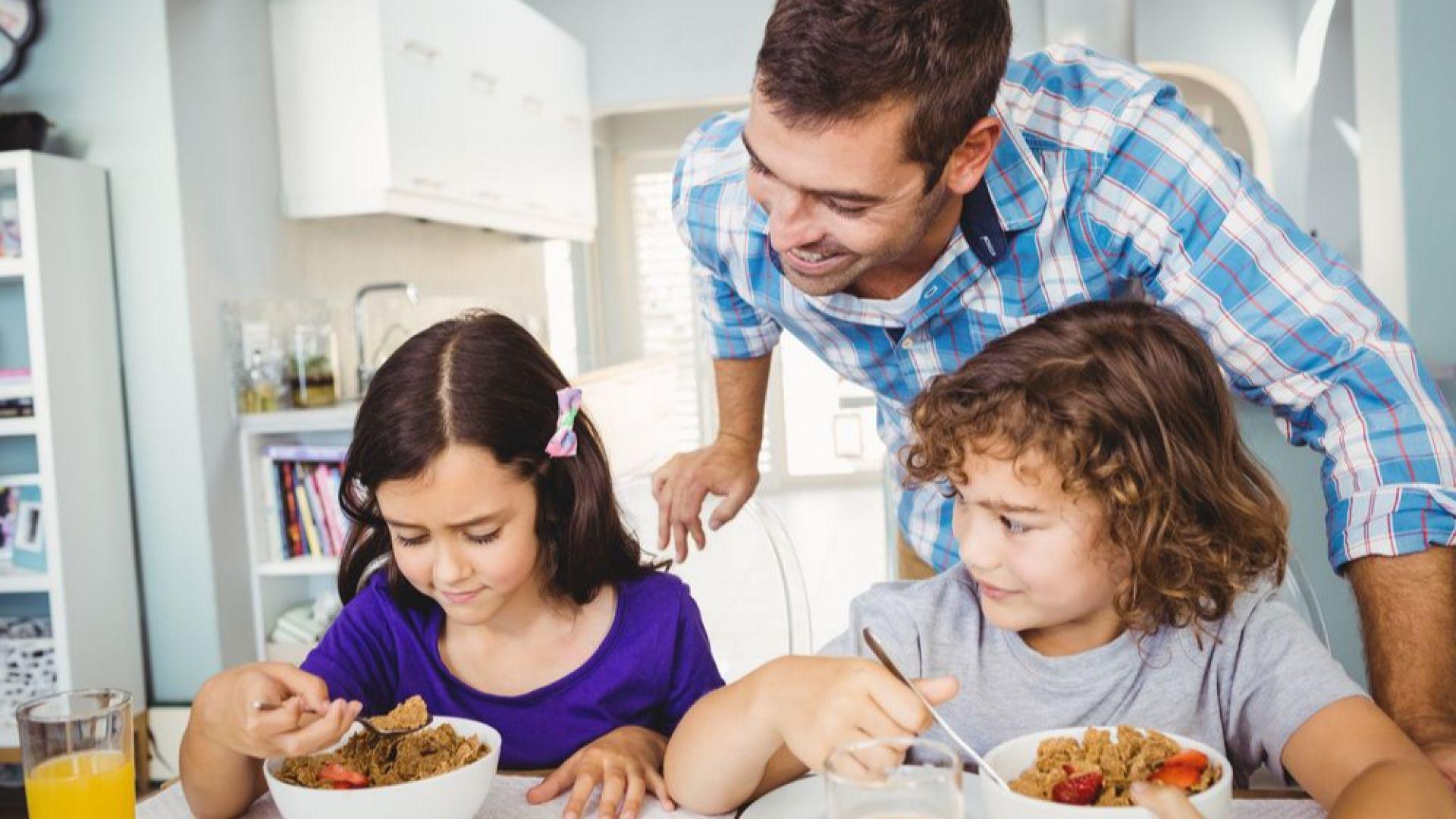 Пропускането на закуската често води до затлъстяване