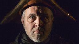 """Христо Мутафчиев е страшният пират Флинт в """"Островът на съкровищата"""""""