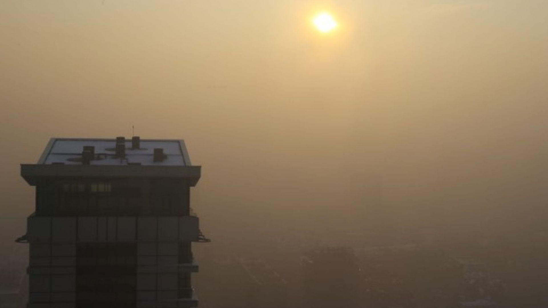 Мръсен въздух в 4 квартала на столицата