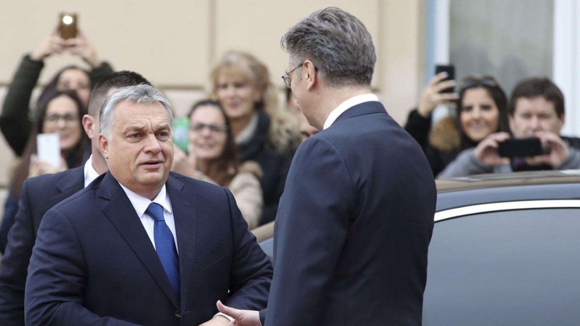Хърватски съд нареди днес задържането на директора на унгарската енергийна