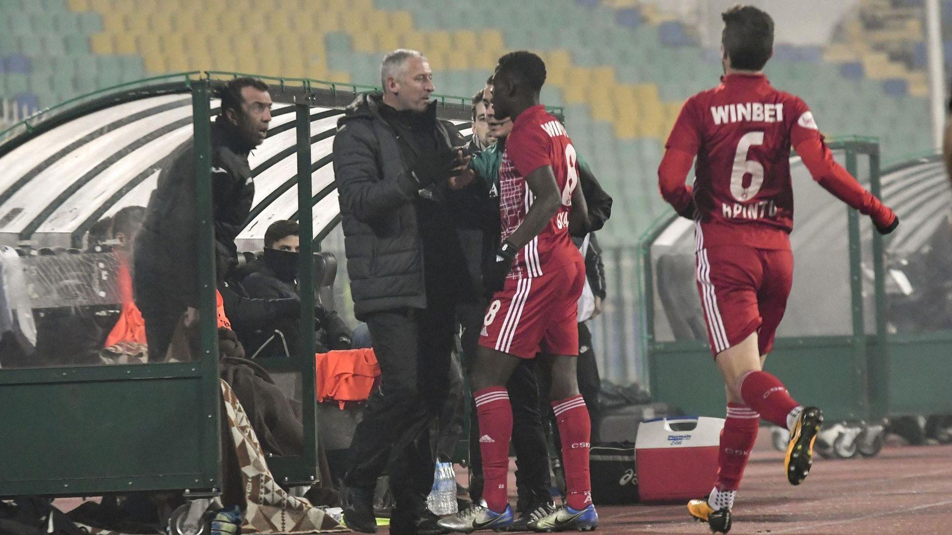 Скандал: ЦСКА обвини националния вратар Петков в расизъм