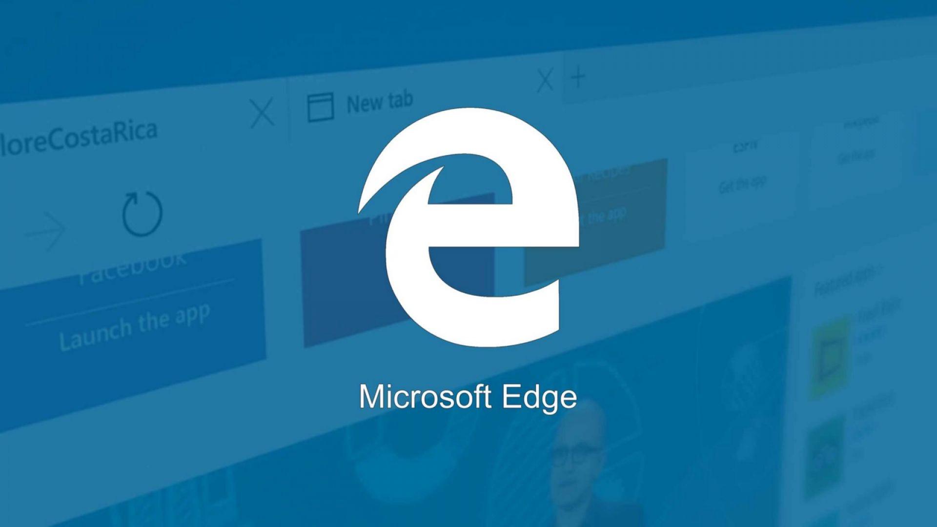 Microsoft изцяло преработи своя нов браузър Edge