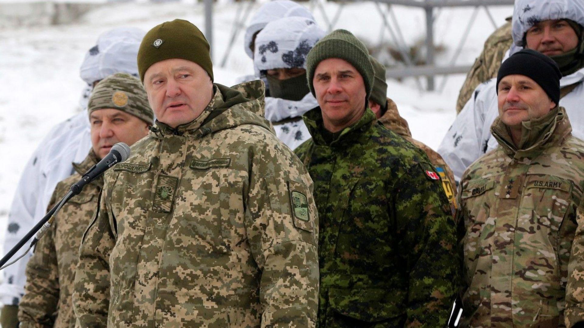 Русия е отворила Керченския пролив, обяви Киев