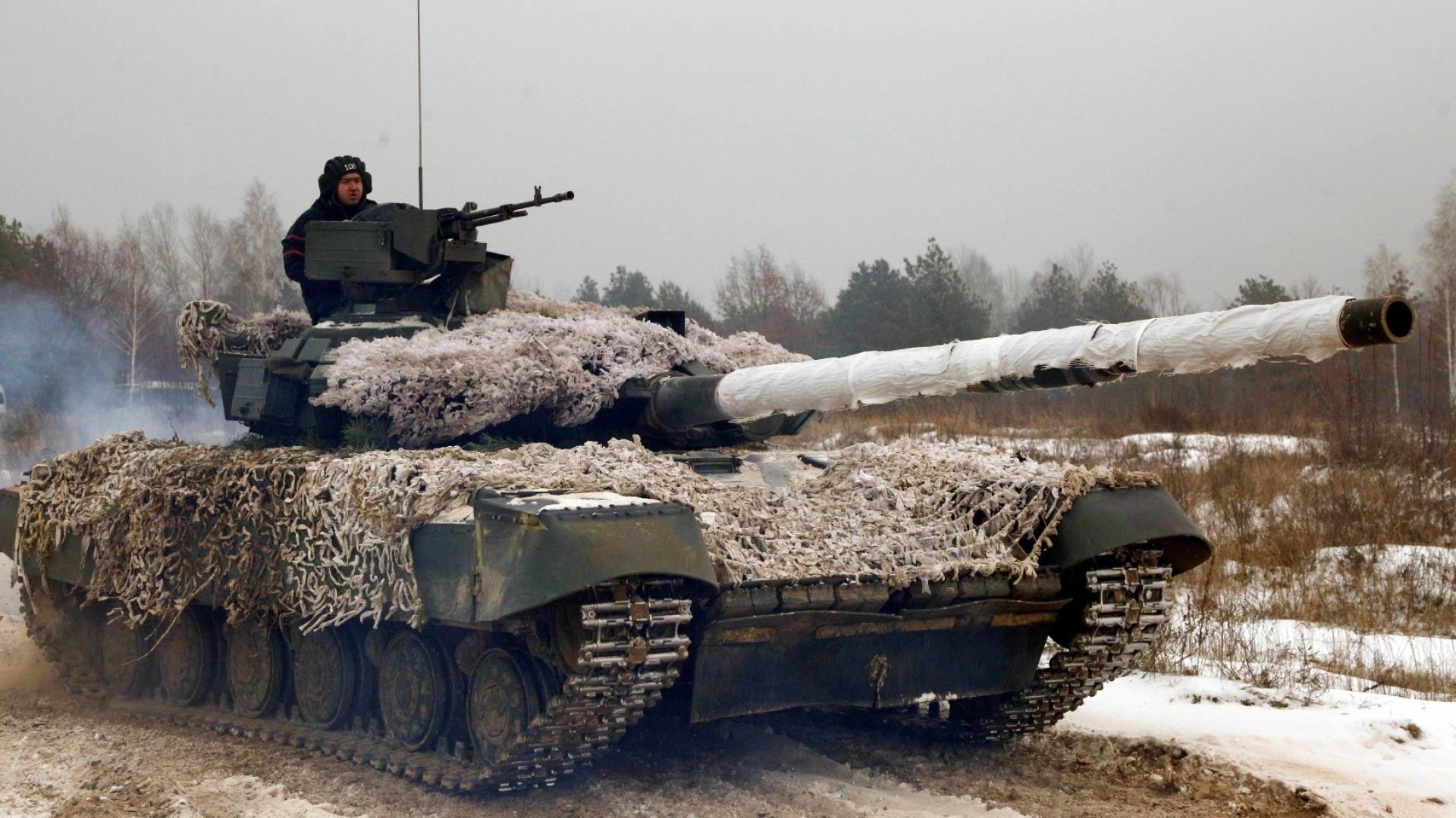 Репортаж: Животът в гранично село замира заради конфликта между Русия и Украйна