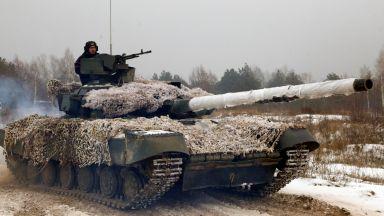 Украйна призова ООН да изпрати сини каски в Донбас