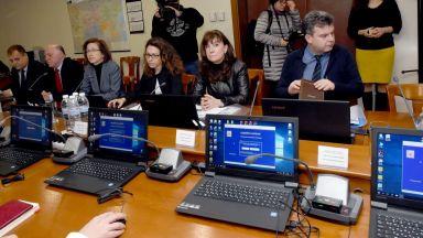 Тримата зам.-шефове на Софийския градски съд хвърлиха оставки