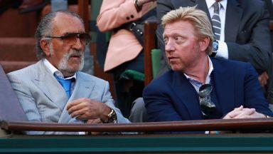 Най-богатият човек в историята на тениса готов да спаси фалиралия Бекер