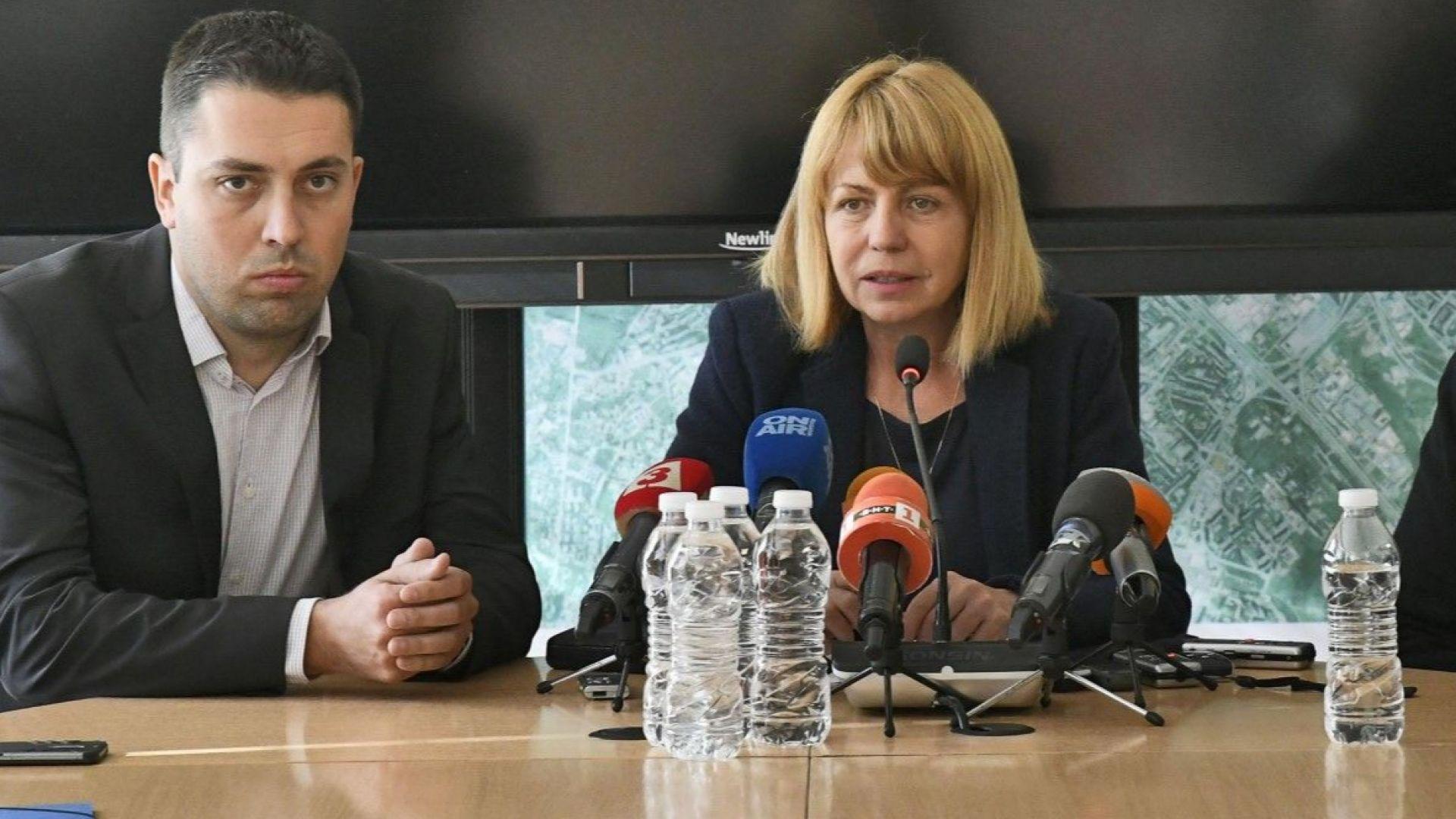 Фандъкова приема оставката на Крусев