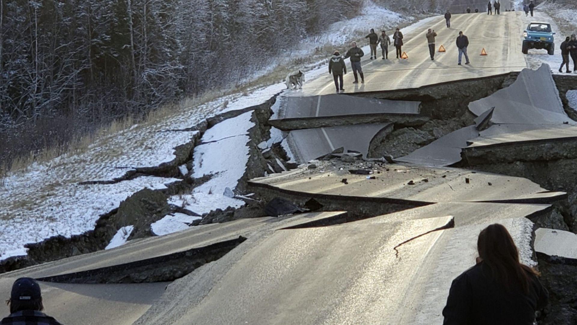 Българи след мощния трус в Аляска: Беше ужас, не сме спали с дни