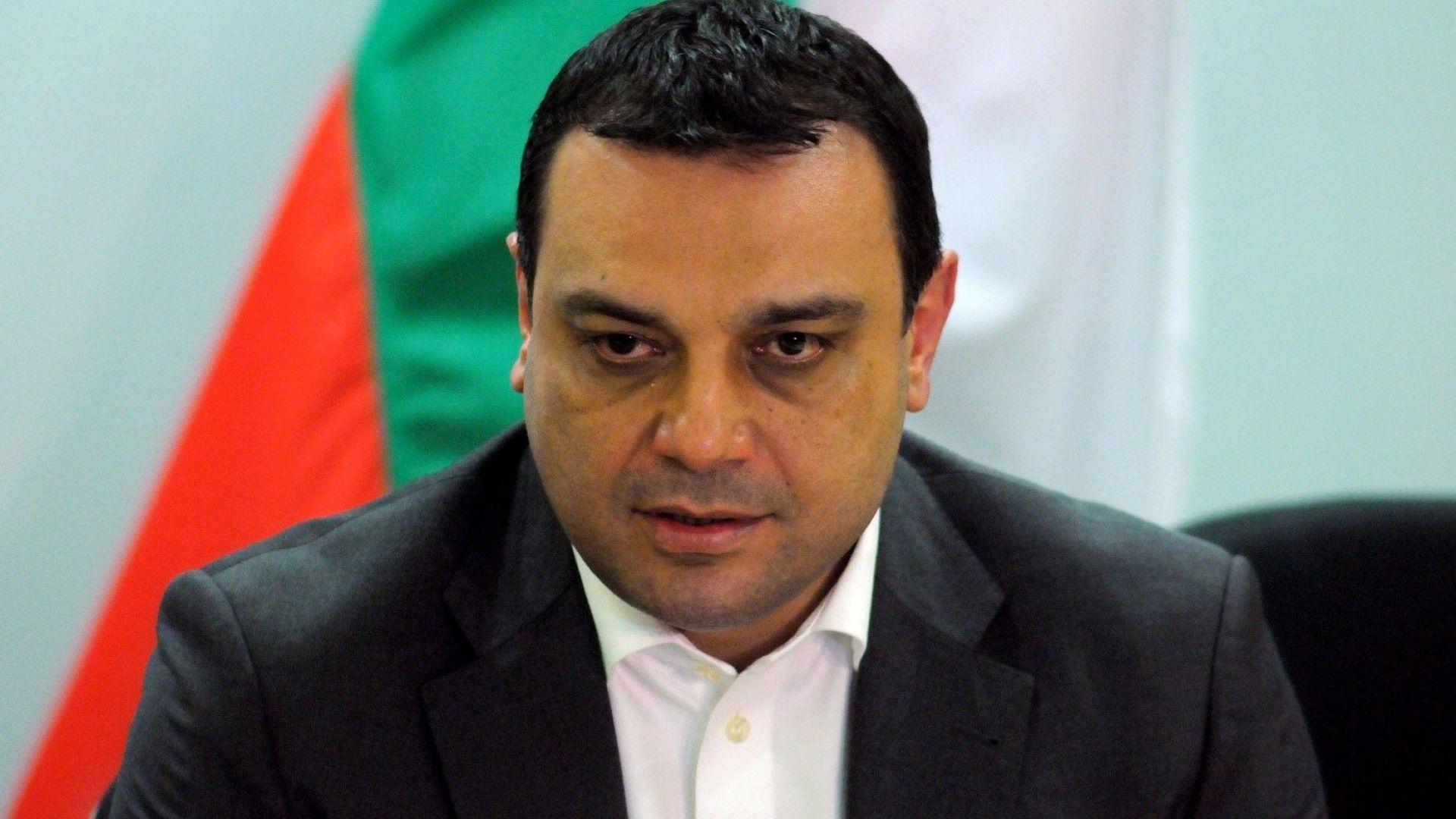 Парламентът освободи Ивайло Московски като депутат