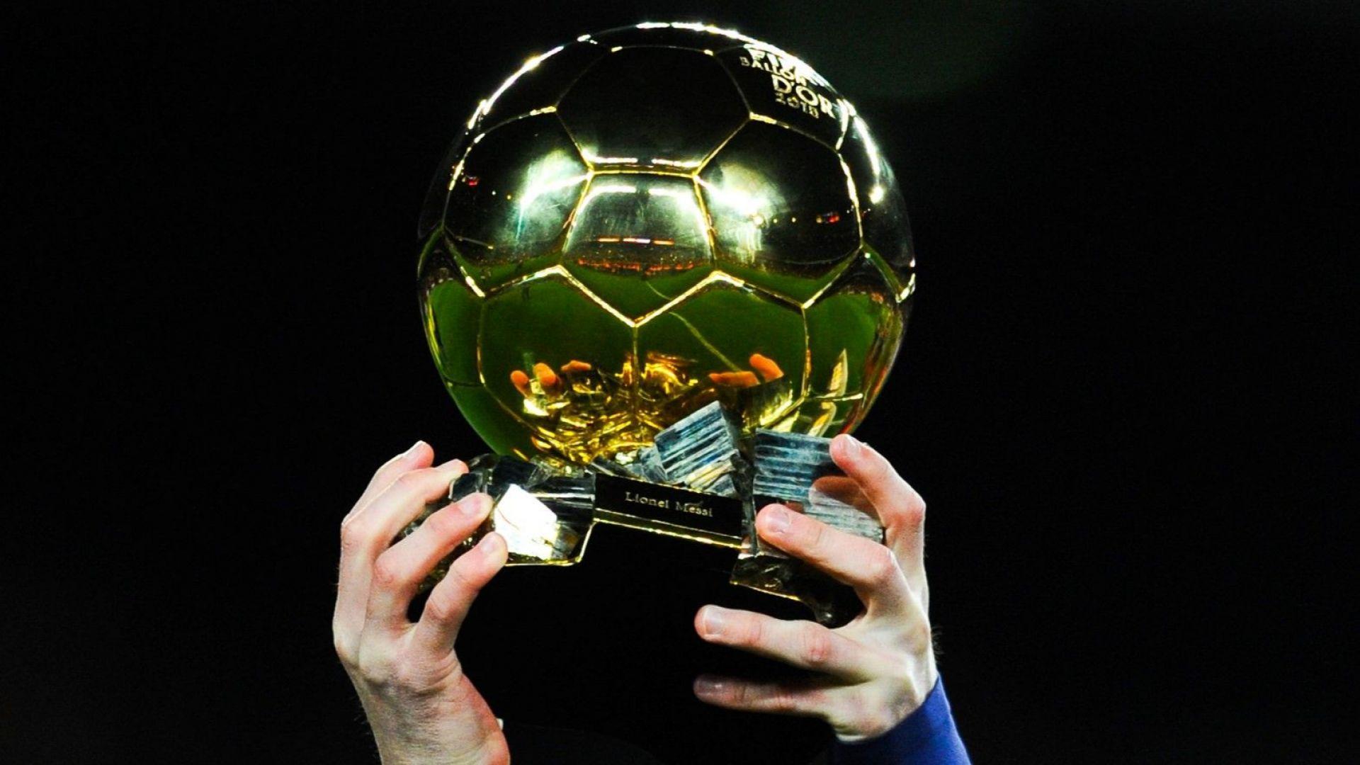 """Букмейкърите: Има двама явни фаворити за """"Златната топка"""""""